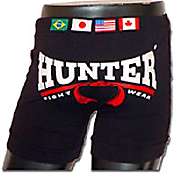 "Hunter Fightwear ""Farpado"" Vale Tudo Shorts"
